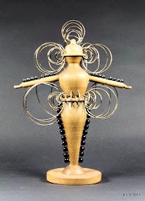 Figur 11b - Drahtfigur