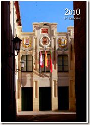 Fachada Teatro Principal, Zamora.