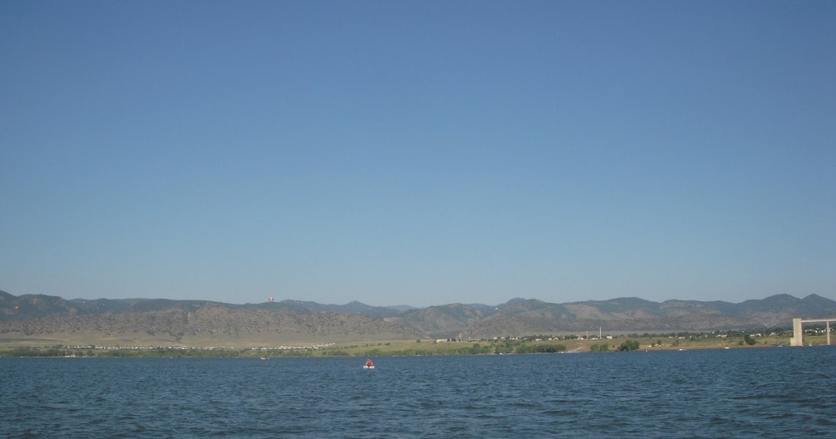 Catching my fair share bass fishing chatfield sunday for Chatfield reservoir fishing