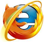 Internet Explorer dentro Mozilla Firefox