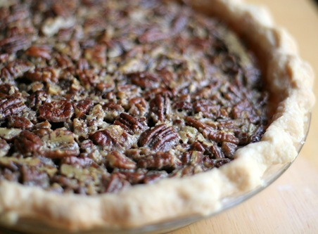 maple pecan pie 2