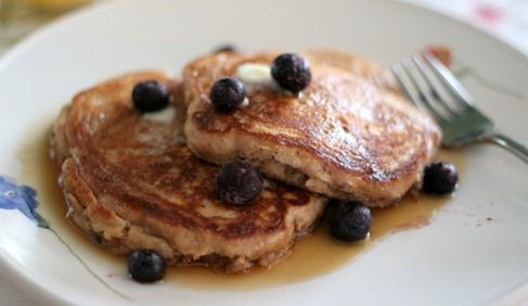wheat pancakes 1