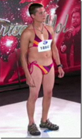 Ty Hemmerling The Bikini Boy American Idol 2010
