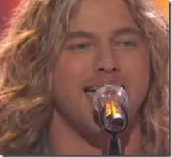 Casey James Power of Love American Idol Top 11 March 23