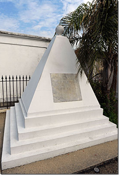 Nicholas Cage Pyramid Mausoleum