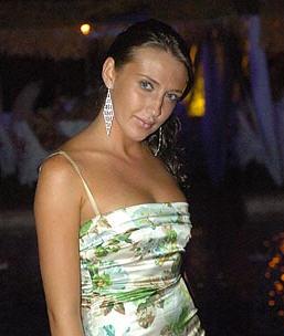 Anna Anisimova Russian Paris Hilton