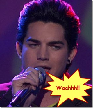 Adam Lambert Play That Funky Music