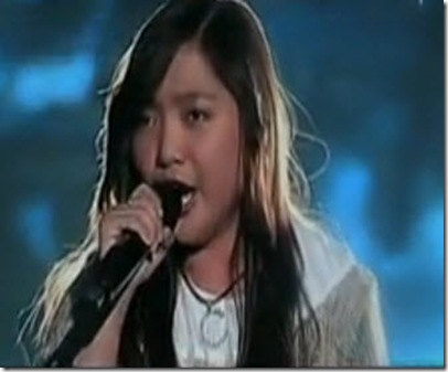 Charice in Italy
