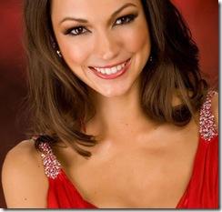 Miss USA 2009 Arkansas Chanley Painter