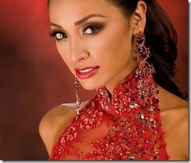 Miss USA 2009 Hawaii Aureana Tseu