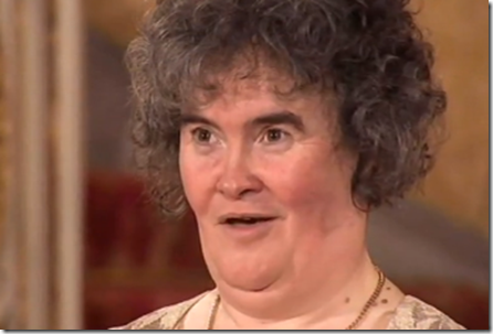 Susan Boyle is in Britains Got Talent Semifinals