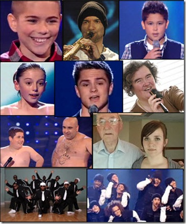 Britains Got Talent List of 10 Finalists Revealed