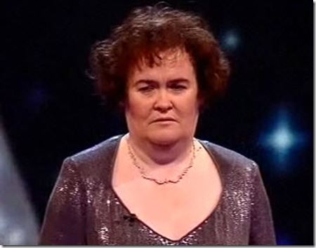 Susan Boyle Anxiety Attack Update