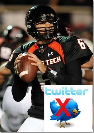 Texas Tech Coach Mike Leach Bans Twitter