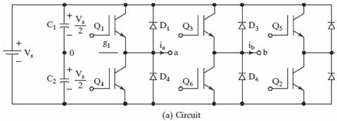 power electronic converter: DC-AC CONVERTERS