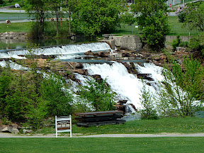 Falls of Carillon