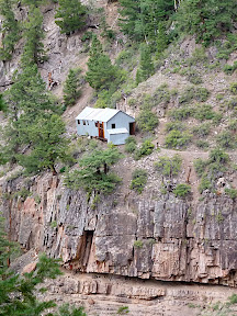 Chief Ouray Mine Boardinghouse