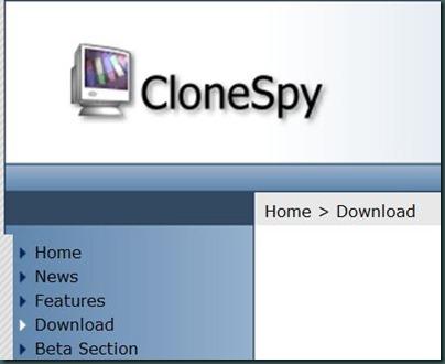 CLONE SPY