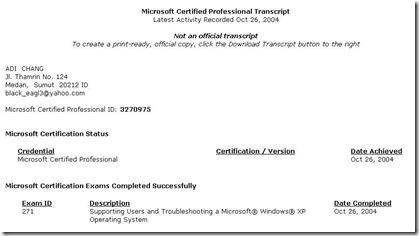 Transkrip-Microsoft-OnlineView