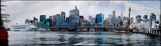 Darling Harbour Small