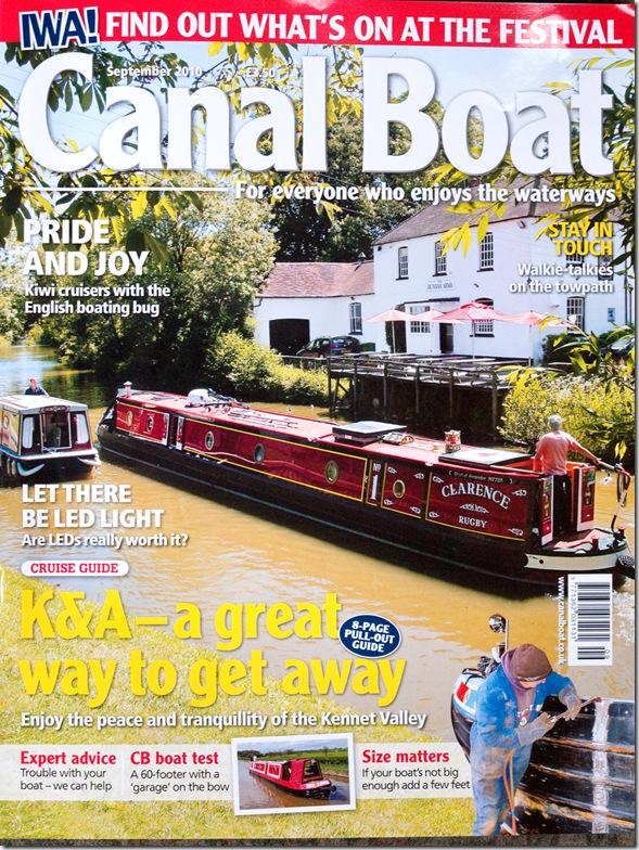 Canalboat Magazine 1