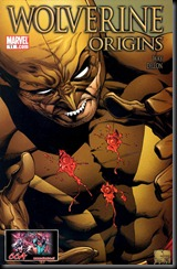 P00011 - Wolverine Origins #11