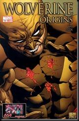 P00011 - Wolverine Origins #11