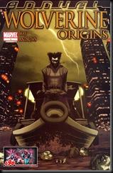 P00016 - Annual Wolverine Origins #1