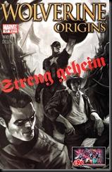 P00018 - Wolverine Origins #17