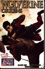 P00020 - Wolverine Origins #19