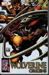 P00007 - Wolverine Origins #7