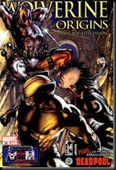 P00026 - Wolverine Origins #25