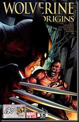 P00028 - Wolverine Origins #27