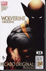P00030 - Wolverine Origins #28