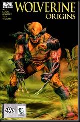 P00039 - Wolverine Origins #37