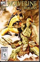P00043 - Wolverine Origins #41