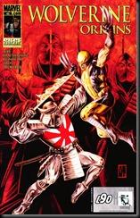 P00045 - Wolverine Origins #43