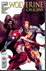 P00047 - Wolverine Origins #45