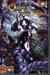P00028 - Grimm Fairy Tales 26 - La Sirenita #2