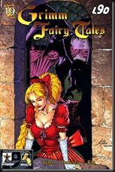 P00020 - Grimm Fairy Tales  - Rapunzel #19