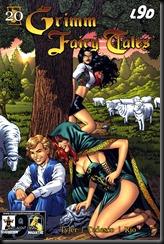 P00021 - Grimm Fairy Tales  - El Pastorcillo y El Lobo #20