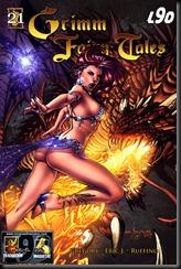 P00023 - Grimm Fairy Tales  - El Aprendiz de Mago #21