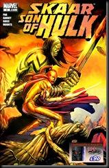 P00007 -  07 - Skaar - Son of Hulk howtoarsenio.blogspot.com #5