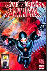 P00009 - 08 - War of King - Darkhawk #1