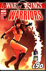 P00037 - 36 - War of King - Warriors #2
