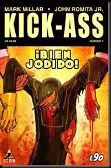 P00007 - Kick-Ass #7