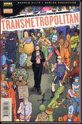 P00003 - Transmetropolitan #4