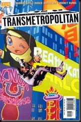 P00046 - Transmetropolitan #9