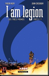 P00006 - I am Legion 6 de howtoarsenio.blogspot.com #6