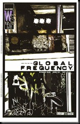 P00011 - Global Frequency #12